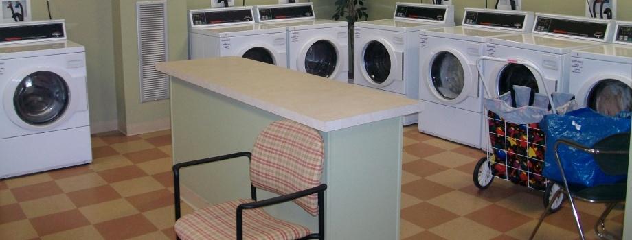 Energy Saving Multi-Housing Laundry Equipment